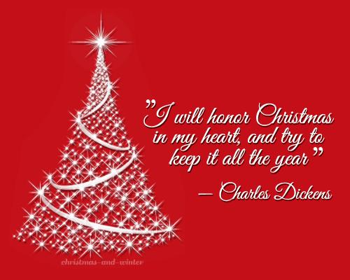 Charles Dickens December 22, ...